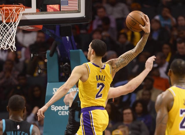 Lakers News: Luke Walton Calls Lonzo Ball's Triple-Double ...