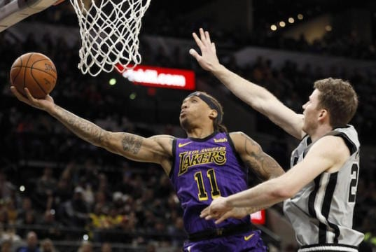 be7b1743f8a Lakers Vs. Grizzlies  Michael Beasley Leaves Team Due To Family Health  Matter