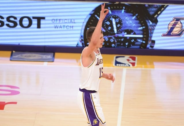 Moritz Wagner, Moe Wagner, Lakers
