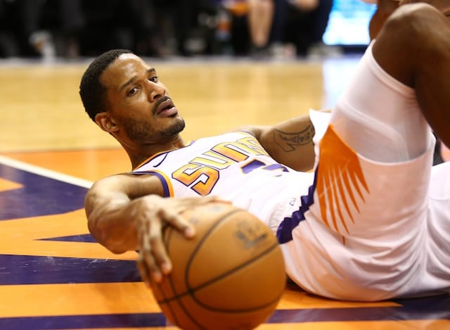 f22ae3ae3 NBA Rumors  Suns Owner Robert Sarver Refused To Trade Trevor Ariza To Lakers