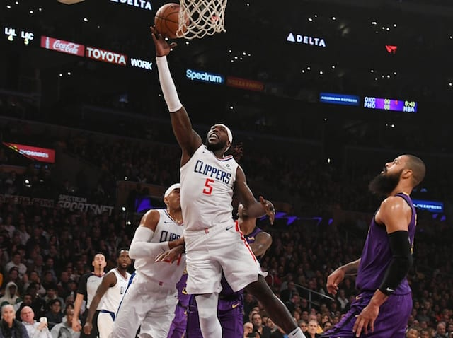 a60c8ab10c32 Montrezl Harrell Motivated By Clippers Being Overlooked Because Of Lakers