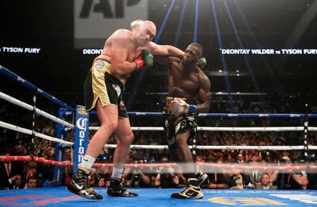 The Moment Tyson Fury Came Back From The Dead In Round 12