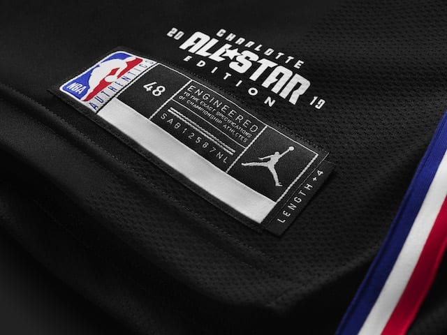 2019 Nba All Star Game Jerseys Photos Jordan Brand Design Details