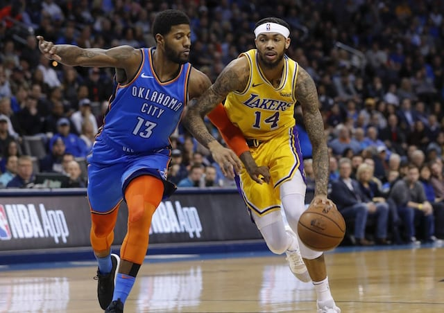 ff3d5f02f44 Lakers Trade Rumors: Approach With Offers For Anthony Davis Deemed Similar  To Failed Pursuits Of Paul George & Kawhi Leonard