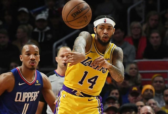 b6505d7499f Lakers Podcast  Should Brandon Ingram Be Signed To A Contract ...