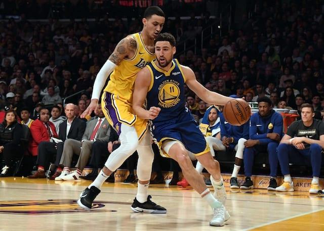 Lakers News: Kyle Kuzma Thinks Carmelo Anthony 'Should Be ...