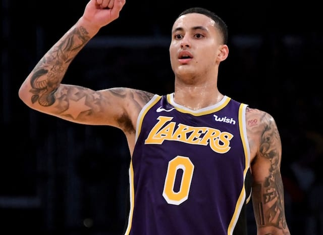 Lakers News: Kyle Kuzma Believes Most Growth In First 2