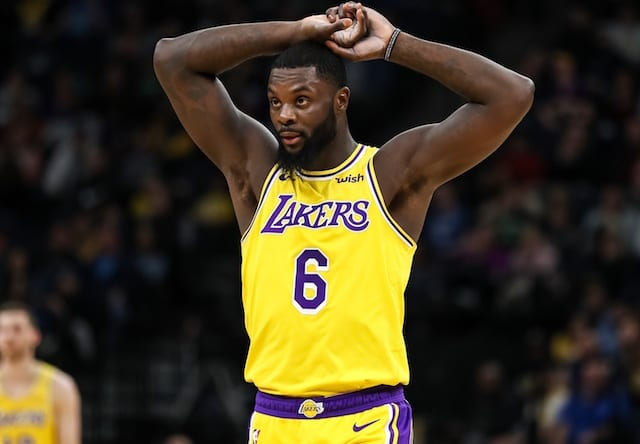 Lance Stephenson, Lakers