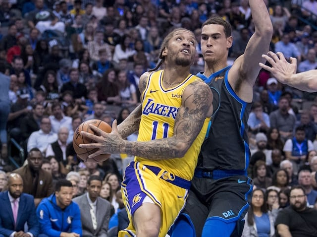 ad2c54436b0 Lakers Rumors: Signing Michael Beasley Was Considered Replacement For Brook  Lopez's Skill Set