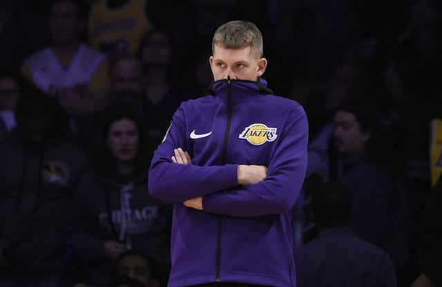 Moe Wagner, Lakers