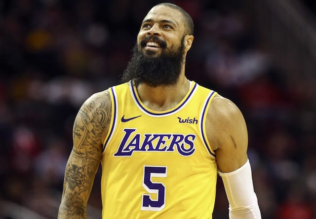 Tyson Chandler, Lakers