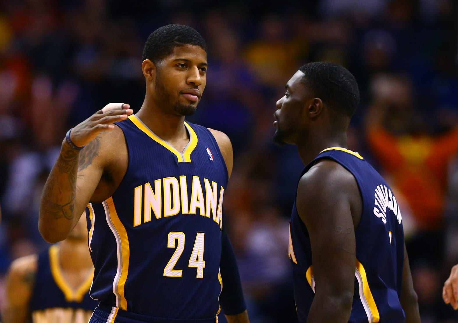 Paul George Wishes LeBron James Played Against Thunder