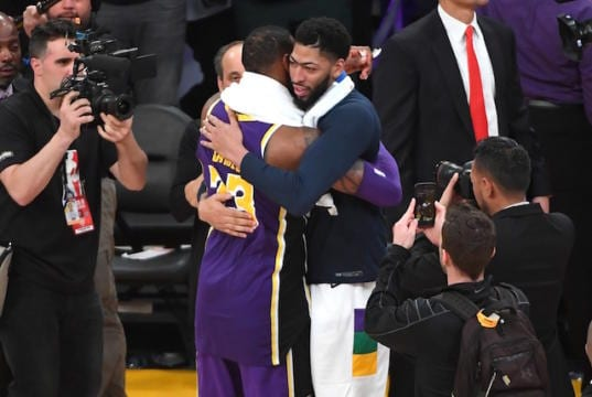 cc10fa89839 2019 NBA Draft Rumors  Pelicans  Not Interested  In Making Anthony Davis  Trade With Lakers