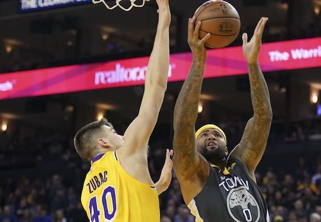 ESPN Forecast Predicts Lakers Are Most Likely To Sign DeMarcus Cousins In  2019 NBA Free Agency 40fa6e599