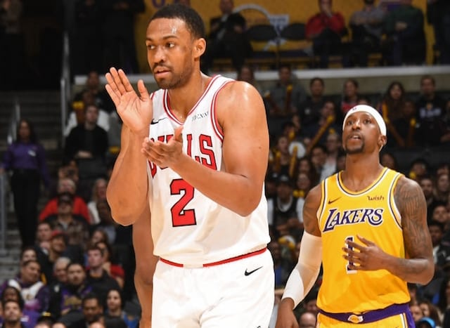 c6601a36c0ae Lakers Trade Rumors  Kentavious Caldwell-Pope For Jabari Parker Deal  Discussed With Bulls