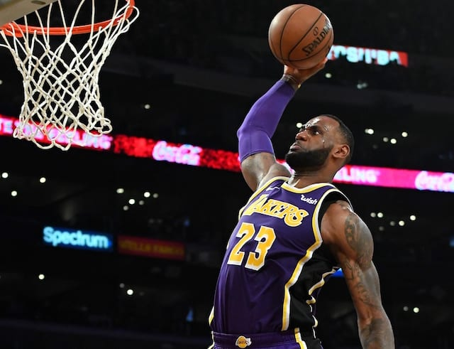 03e1545453e 2019 Lakers Offseason  Key Priorities Heading Into Year 2 With LeBron James