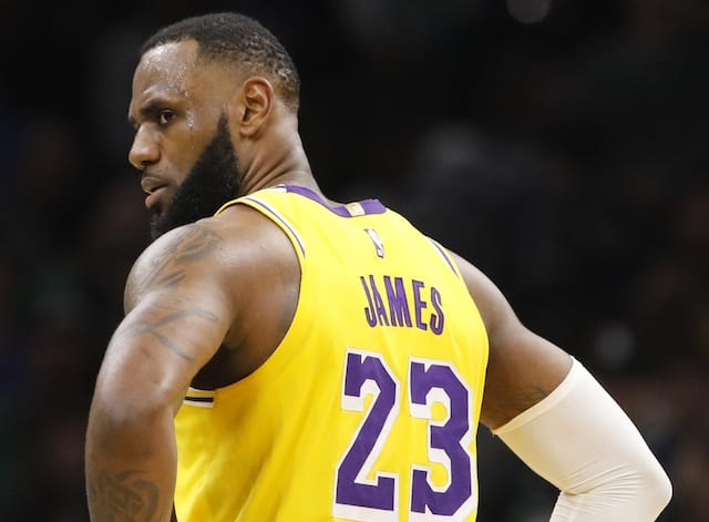 57dd393275e7 NBA Rumors  Executive Believes LeBron James Killed Lakers  Chemistry. David  Butler II-USA TODAY Sports