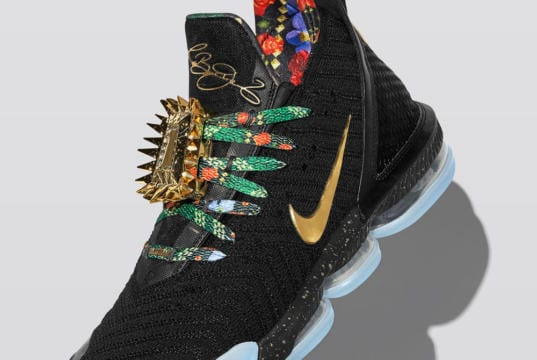 670c844e5db LeBron James Humbled To Have Nike LeBron 9 Watch The Throne   LeBron 16  King s Throne