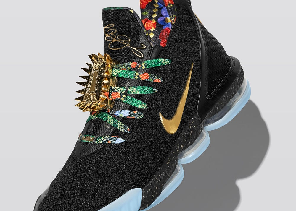 online retailer 8137c 9ca53 LeBron James Humbled To Have Nike LeBron 9 Watch The Throne   LeBron 16  King s Throne