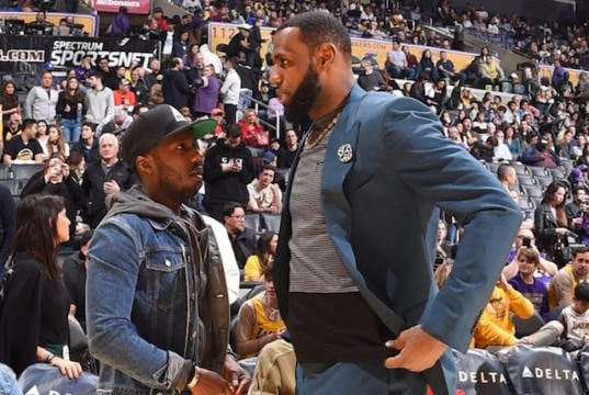 finest selection 5d65f 9c725 NBA Coaching Rumors  LeBron James, Rich Paul Did Not Tell Lakers To Hire  Tyronn Lue