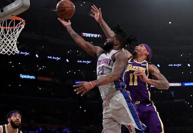 50b395370b4 Lakers Trade Svi Mykhailiuk