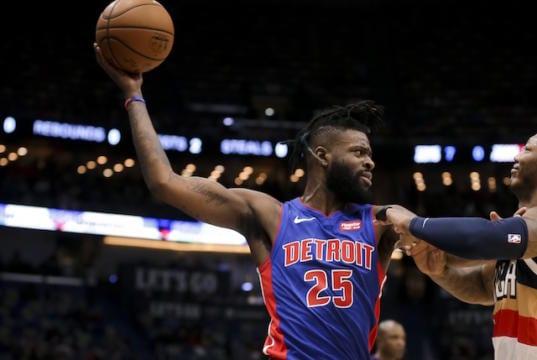 7b86f96a8e7 Lakers Trade Rumors  Reggie Bullock Acquired From Pistons For Svi  Mykhailiuk   Draft Pick