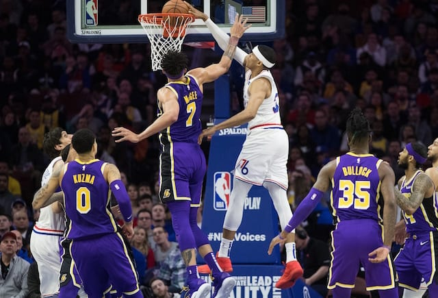 db82580af2f Luke Walton   Defense Is Going To Be Everything  For Lakers In Final Push  To Make Western Conference Playoffs