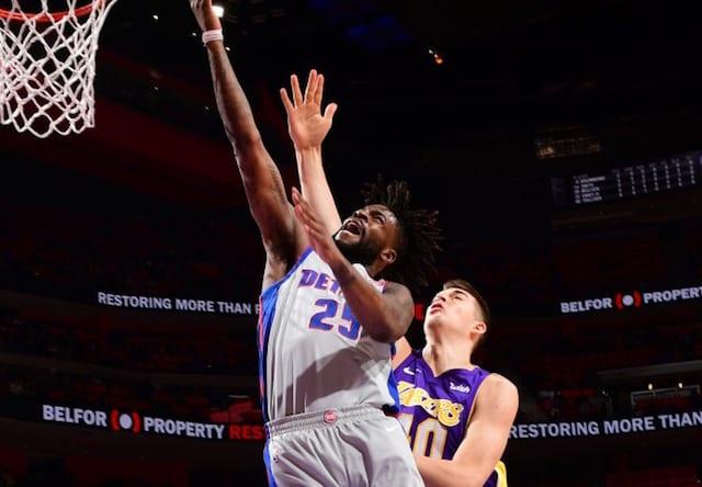 5ebbad2decc Lakers News Feed  Breaking Down Trading Svi Mykhailiuk For Reggie Bullock