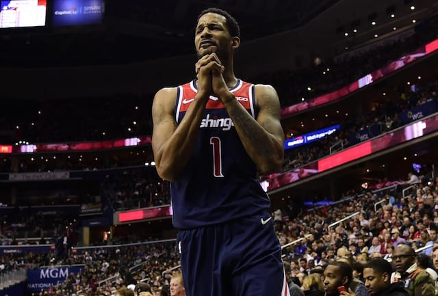 Lakers Rumors  Trevor Ariza Remains Target Of Interest 568d9710a