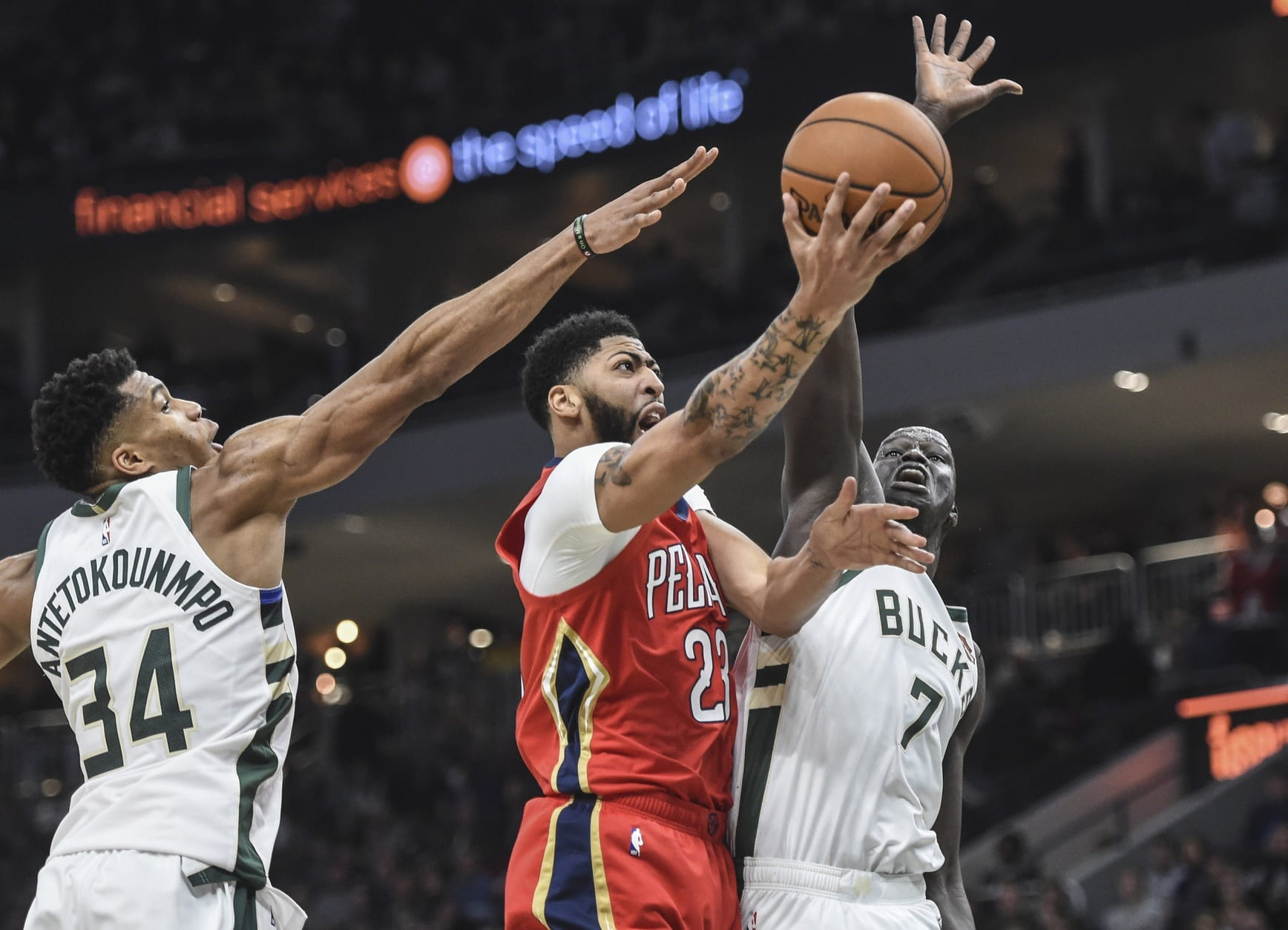 Bucks co-owner hit with tampering fine over Anthony Davis comments