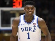 Zion Williamson, Duke Blue Devils, NCAA Tournament