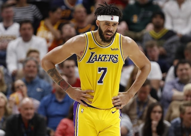 743dac0ad4d JaVale McGee  Wouldn t Mind  Re-Signing With Lakers In Free Agency