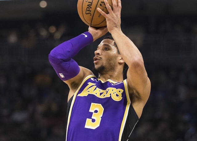 Lakers' Hart out 12 weeks after knee surgery