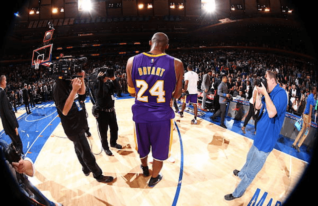 2e2ca23709e5 Kobe Bryant Would Have Wanted To Play For Knicks If Not With Lakers