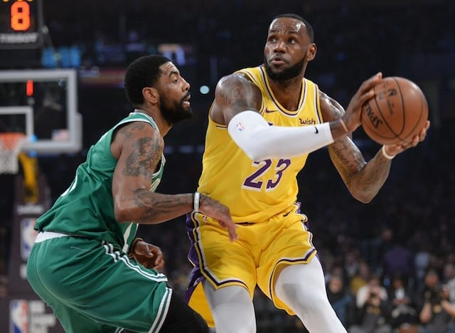 49f4cefd2 Lakers Podcast  Kyrie Irving s Free Agency