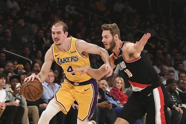 Lakers At Trail Blazers 12 06 19 Odds And Nba Betting Trends