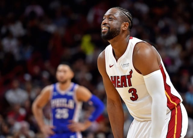314b28f8e5b Lakers News: Kobe Bryant, Shaquille O'Neal Pay Tribute To Dwyane Wade's One  Last Dance