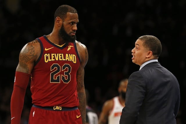 3774b311983 Lakers Coaching Rumors: Tyronn Lue, Monty Williams Were 'Primary ...