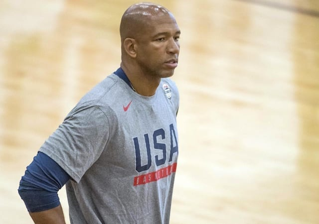 Suns To Interview Top Target Monty Williams