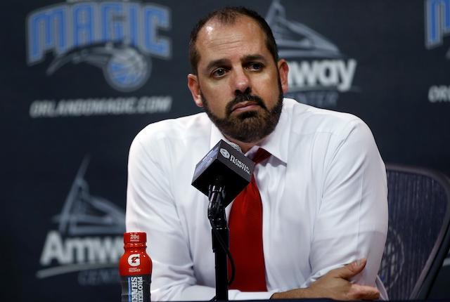 Frank Vogel, Lakers, Magic