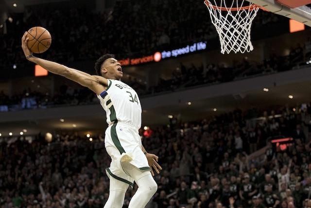 Giannis Antetokounmpo, Bucks, Lakers