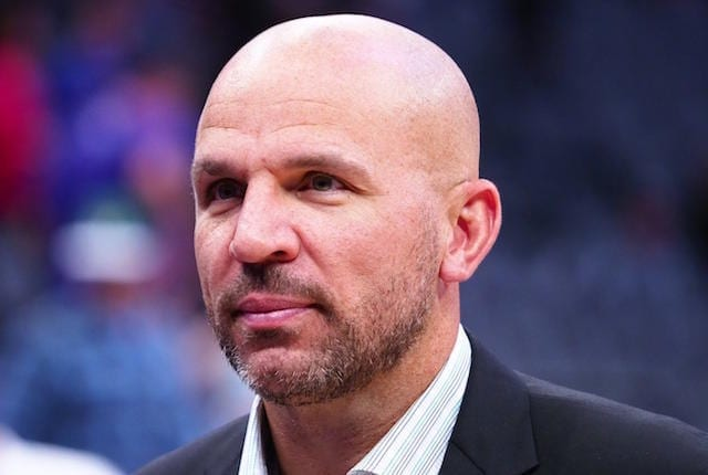 Jason Kidd, Lakers, Nets