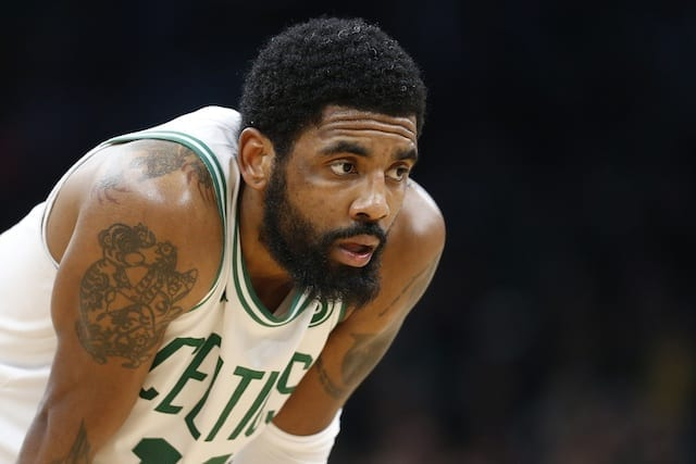 a47ccef729ea Lakers Free Agency Rumors  Some Teams Growing  Wary  Of Signing Kyrie Irving  After 2018-19 Celtics Season – Lakers Nation