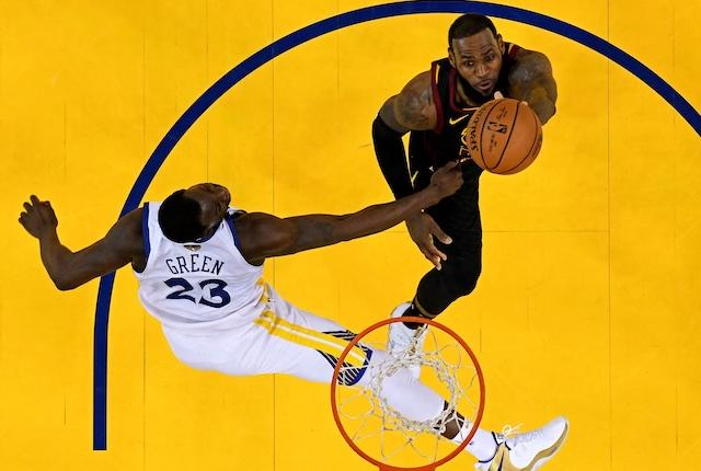Nba News: Warriors' Draymond Green Says Not Having Lakers' Lebron James In The Playoffs Is 'just Weird'