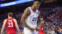 Jimmy Butler, Lakers, Sixers