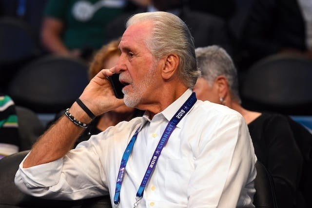 Lakers News: L.a. Never Reached Out To Pat Riley For Front Office Position