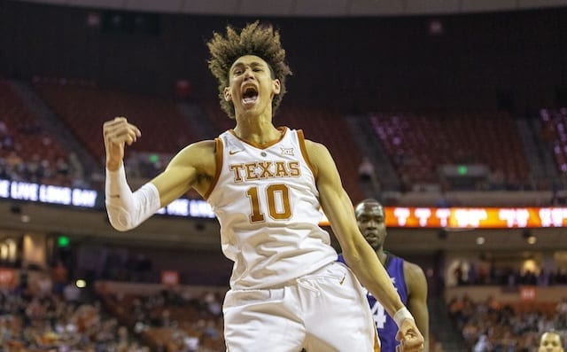 Lakers 2019 Nba Draft Prospect Profile: Jaxson Hayes, Texas