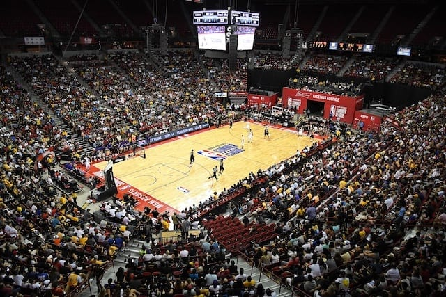 Lakers Announce 2019 Las Vegas Summer League Schedule