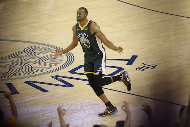 Lakers Free Agency Rumors: Andre Iguodala Informing People He Will Join L.a.