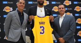 Anthony Davis, Lakers, Frank Vogel